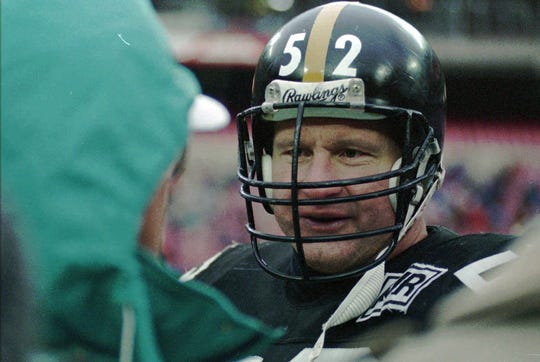 Mike Webster was a five-time First Team All-Pro and played in nine Pro Bowls.