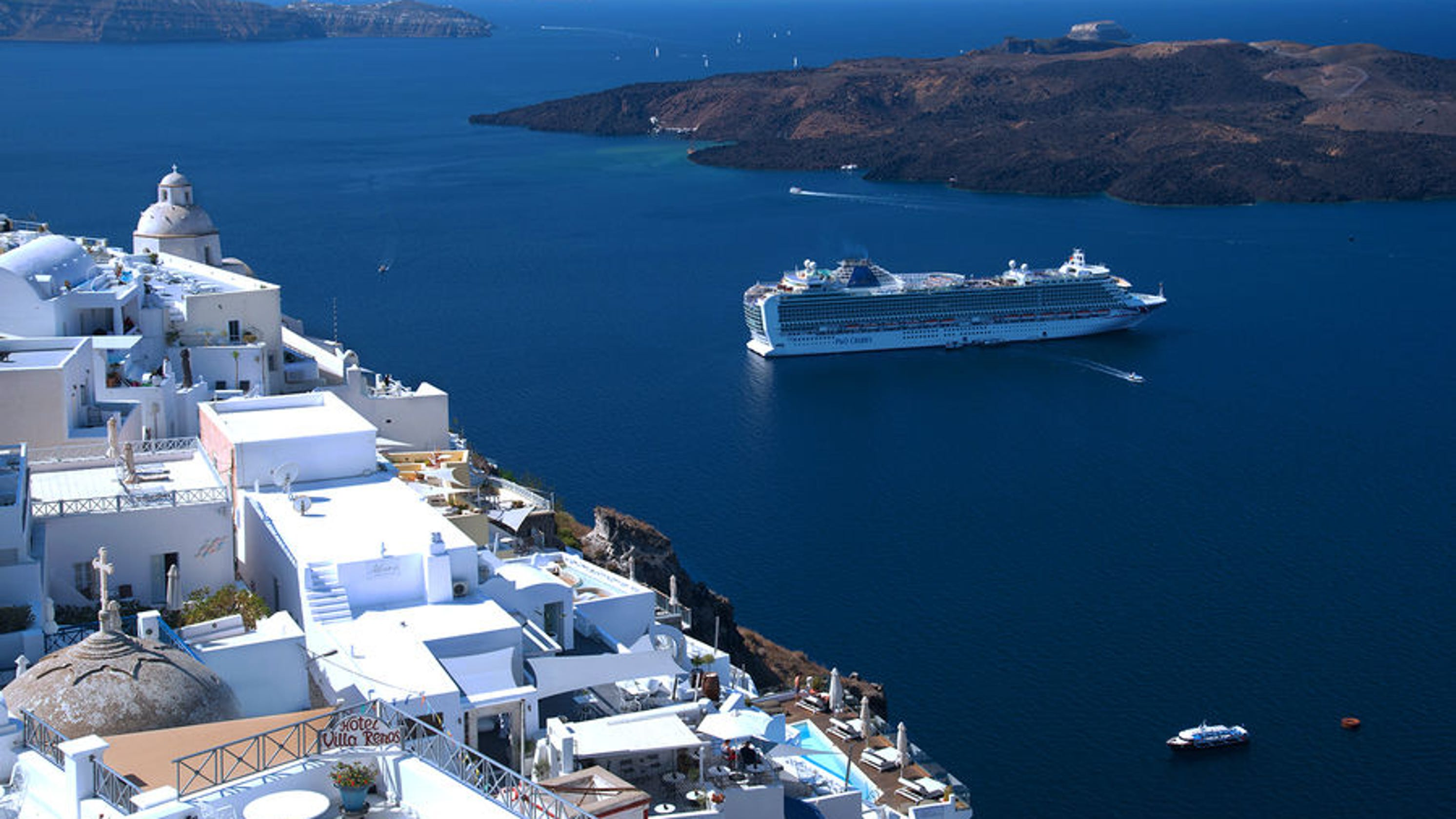 Rick Steves' tips for European cruises: Eat in port, explore on your own, enjoy a sunrise