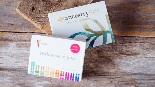 Ancestry and 23andMe offer direct-to-consumer DNA tests.