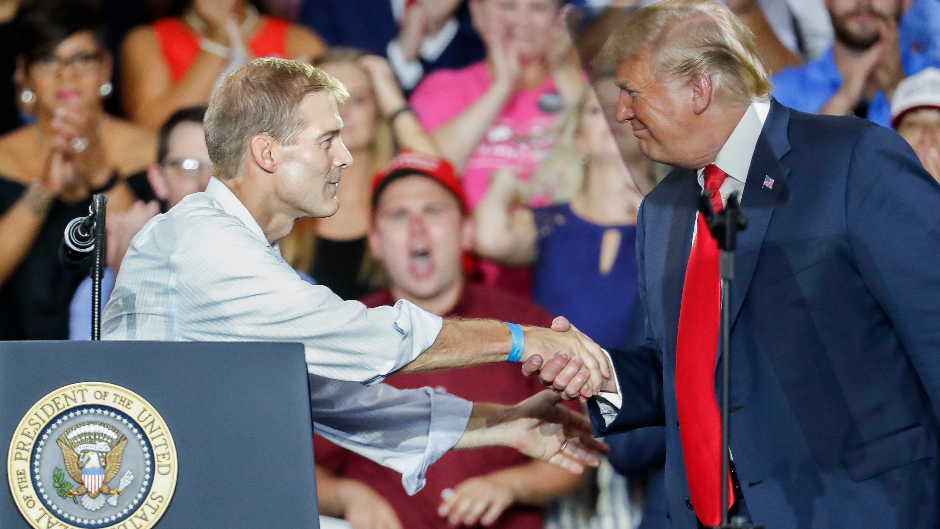 Democrats trying to impeach President Trump are misusing their authority: Rep. Jim Jordan