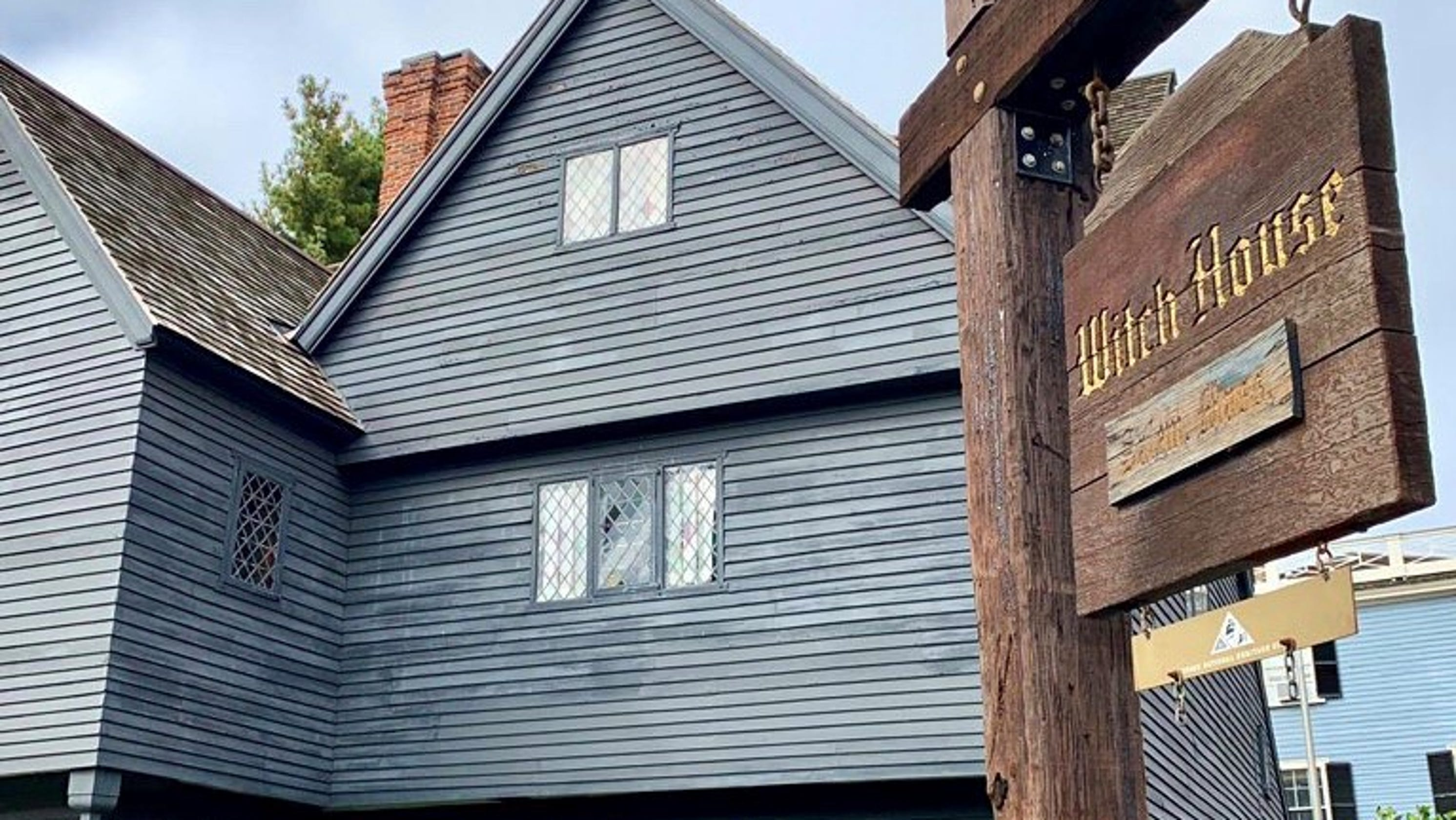 The witching hour: Witchcraft is alive and well in Salem, the 'Witch City'