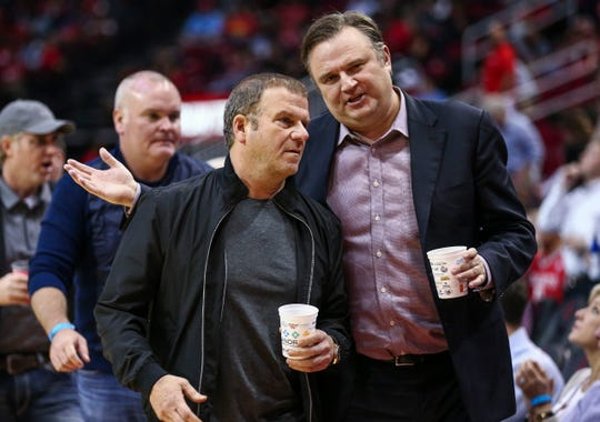 Morey and Fertitta