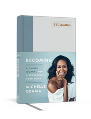 "Michelle Obama announced the release of ""Becoming: A Guided Journal for Discovering Your Voice,"" a companion to former first lady's bestselling memoir, ""Becoming."""