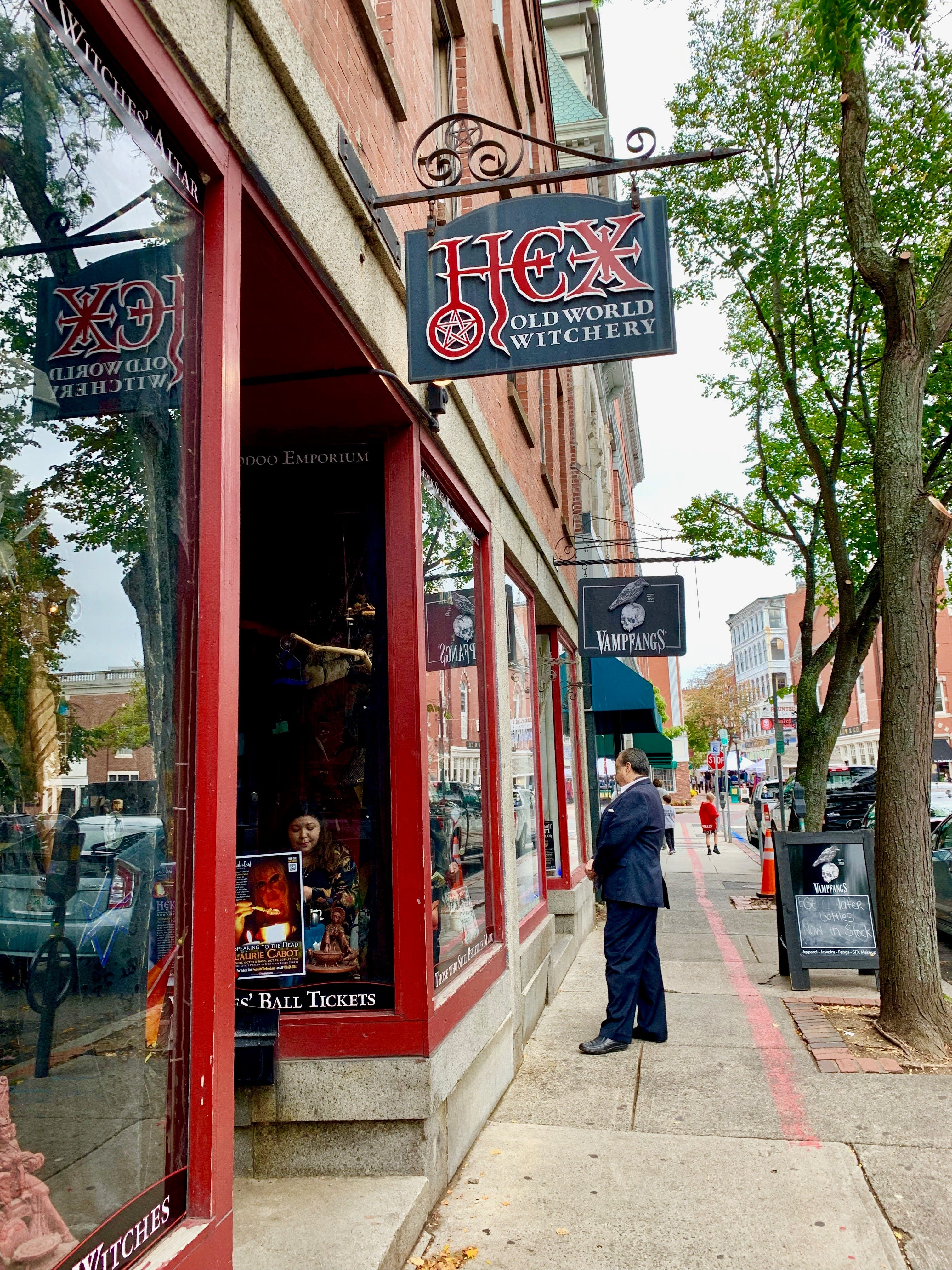 Salem Witch Trials Halloween Is The Perfect Time To Visit Witch City