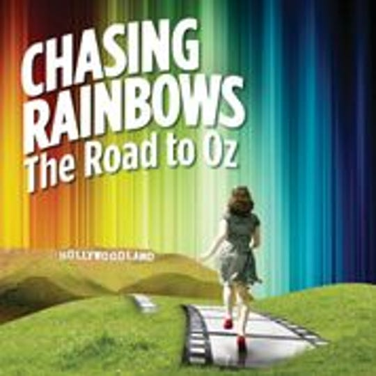 "Paper Mill Playhouse in Millburn is seeing emerald with the New Jersey premiere of  ""Chasing Rainbows: The Road to Oz."""
