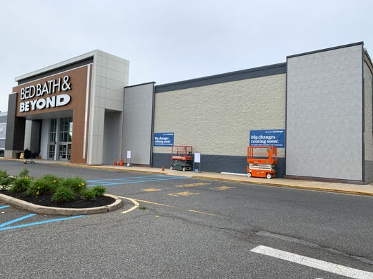 Bed Bath & Beyond is remodeling its store in Brick.