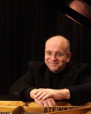 Matthew Manwarren, pianist