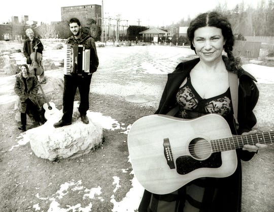 Peg Tassey has performed in Vermont bands over the years including The Carefree Days of Childhood, Peg Tassey and Proud of It and The Kissing Circle.