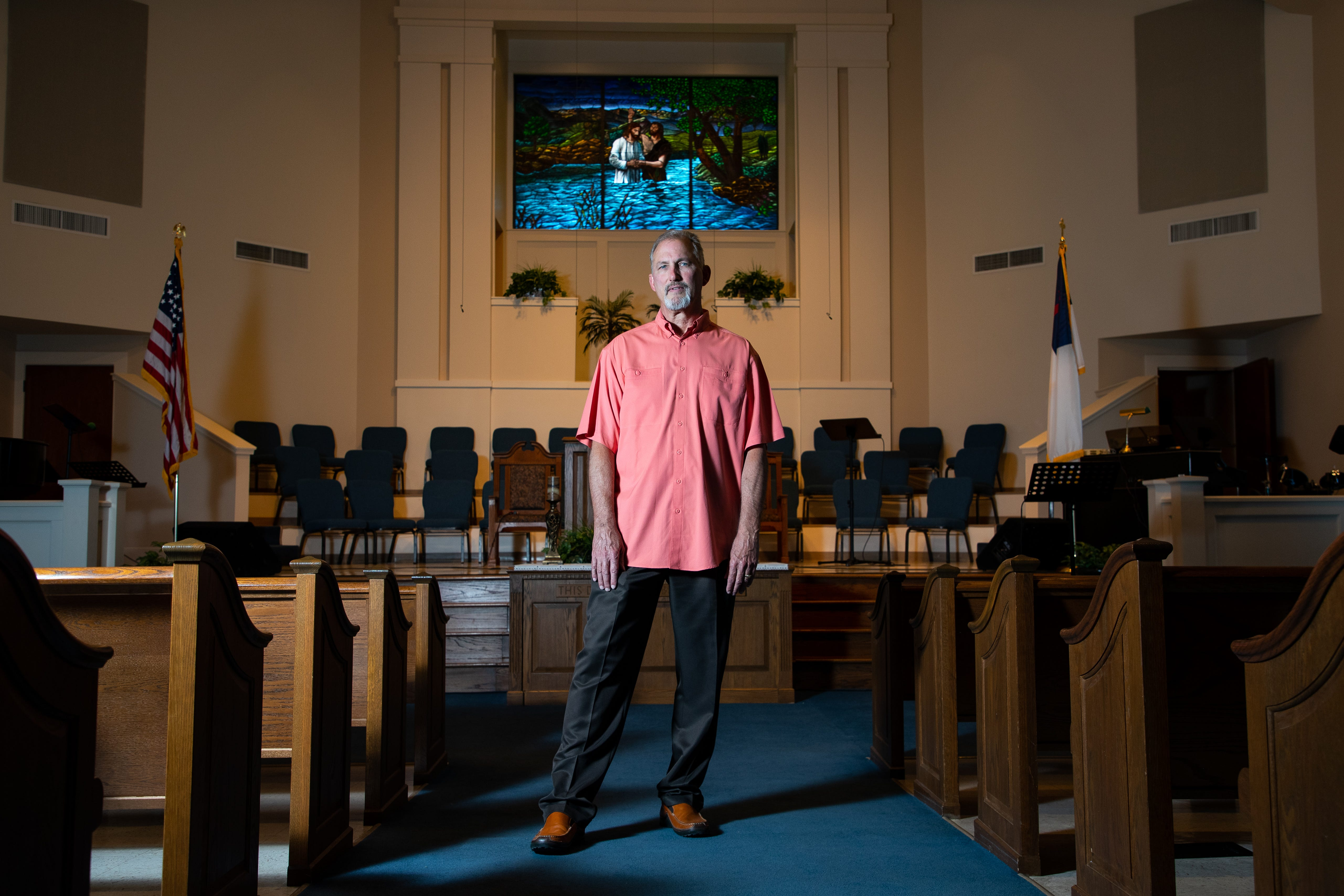 Pastor Mike Clements of First Baptist Church was among the first clergy leaders to arrive in Sutherland Springs after the 2017 mass shooting that took the lives of 25 plus an unborn child.