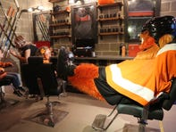 More than just another Gritty face: Flyers fans can get mascot-style makeovers