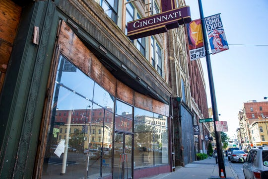 The former Downtown Cincinnati home of the Church of Scientology of Ohio may become a new gathering place for disciples of craft beer.