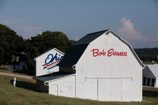 Bob Evans farm in Gallia County on Friday, Sept. 13, 2019.