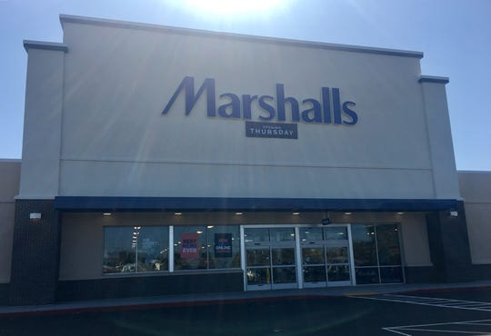 Marshalls is already open for business in Clarksville.