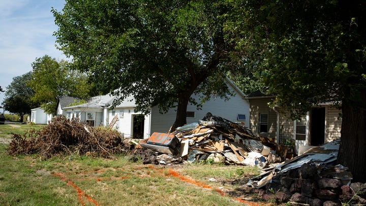 Tax credits available for rebuilding homes in flooded Iowa communities