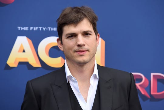 In this April 15, 2018, file photo, Ashton Kutcher arrives at the 53rd annual Academy of Country Music Awards in Las Vegas. Neighborly, a California startup, started in 2012 and raised money from investors like Kutcher at Sound Ventures, Maven Ventures and Stanford University, according to the company.