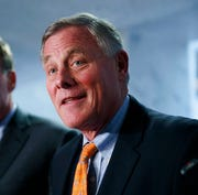 Sen. Richard Burr, a North Carolina Republican, said the Russian interference campaign hasn't ended and other adversaries are engaged in similar attacks.