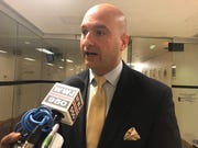 Detroit Public Schools Community District Superintendent Nikolai Vitti said Tuesday that the district has posted balanced budgets, has a surplus and expects to be released from state oversight in January.