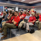 The Evansville Vanderburgh County School Corp. was heavily present at Monday's regular scheduled school board meeting.