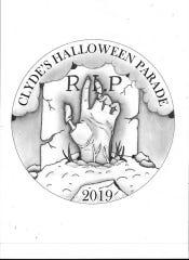 The 2019 Halloween Button contest winner.