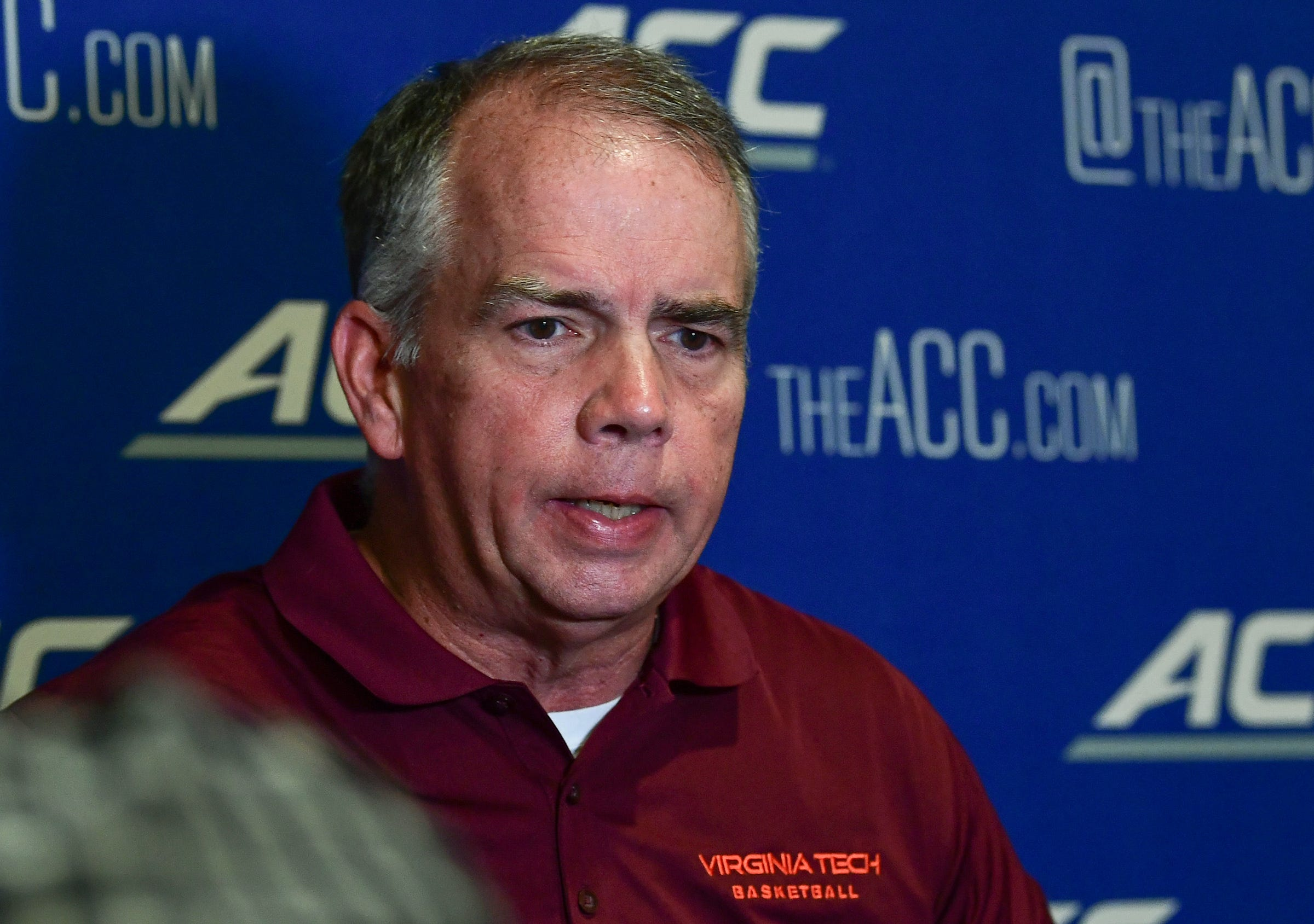 New Virginia Tech Basketball Coach Mike Young Facing Acc Challenge
