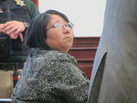 A mistrial was declared Tuesday in the trial of Corena Marie Mountain Chief, who is accused of sexual abuse of children.