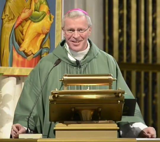 Bishop-Elect Austin Vetter