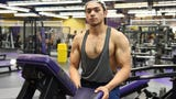 Bodybuilder Gill Quizon sits down with Jojo Santo Tomas for an interview.