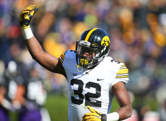 Former Iowa Hawkeyes running back Derrick Mitchell Jr. passed away after suffering fatal injuries in a car accident.