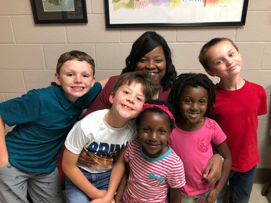 Varissa Richardson, Munford Elementary Principal, is one of three Principal of the Year finalists for Tennessee.