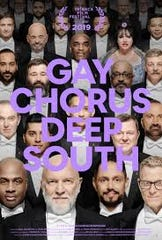 """Gay Chorus Deep South,"" a documentary following the San Francisco Gay Men's Chorus on a tour of the American South."