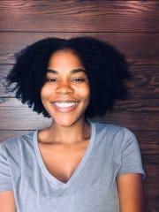 Spechelle Goodwin is majoring in social work at the University of Louisville.