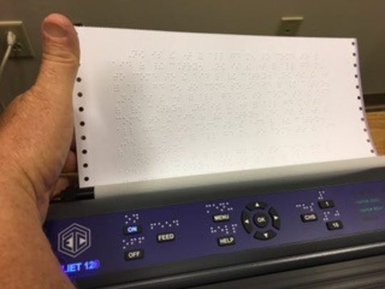 Mid-Ohio Educational Service Center has received a Braille Ecevellence for Students and Teachers (BEST) Grant. The grant affords MOESC to provide more access and learning tools to students who are vision impaired.