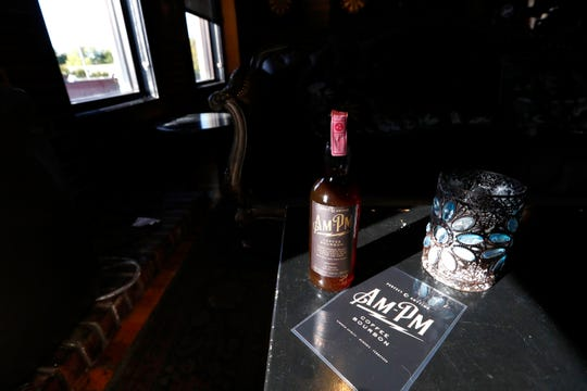 Jeff Johnson, owner of Local in the Overton Square neighborhood, has partnered with Big River Distillery on a coffee-infused bourbon called AM-PM officially released at his bar on Tuesday, Oct. 8, 2019.