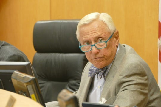 Chairperson Erik Brechnitz voted in June against a resolution that provides regulations for medical marijuana dispensing facilities on Marco Island. The resolution passed 5-2, despite the nay votes of Brechnitz and councilor Howard Reed. At the time, Brechnitz and Reed also failed to pass an amendment that would prohibit recreational marijuana