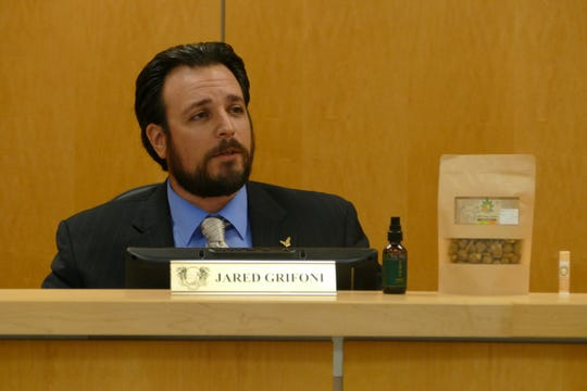 City Councilor Jared Grifoni said at the Oct. 7 meeting leaving sidewalk regulations as they currently are is unacceptable.
