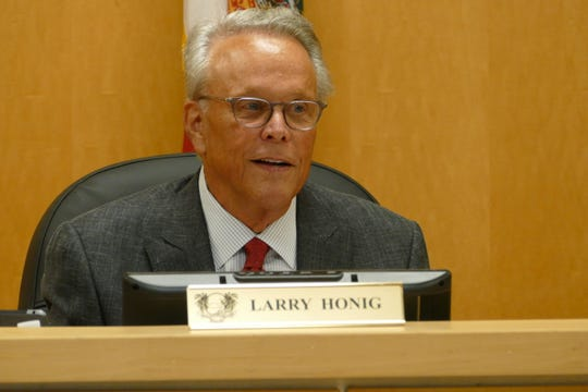 Marco Island City Councilor Larry Honig said the anti-marijuana ordinance proposed by chairperson Erik Brechnitz is taking 'moralism' to the extreme.