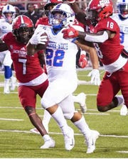 Former Ravenwood running back Seth Rowland has provided a boost for the Tennessee State rushing attack.