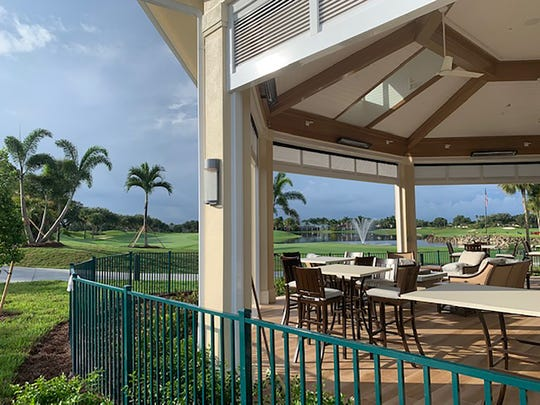 The final phase of the year-long renovation project included a new 150-seat outdoor dining area known as Brighton Pointe.