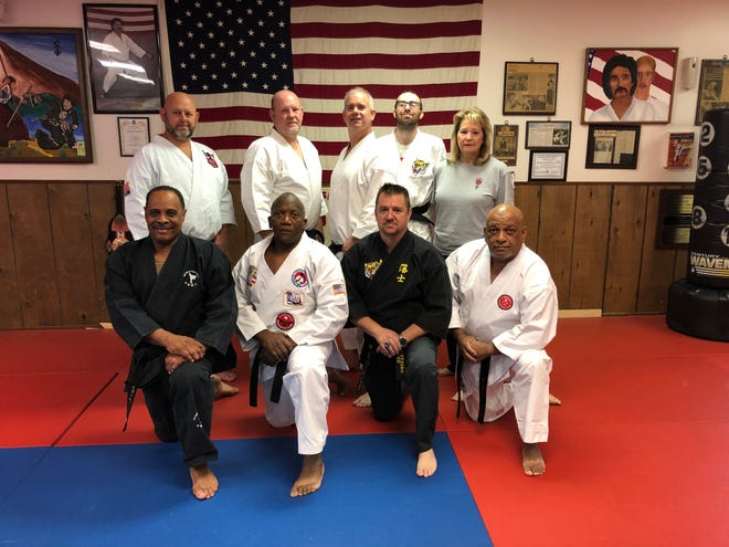 The Ko Sutemi AKJU Karate Team is sending two teams to Manchester, England, later this month to compete in the World Kickboxing Council World Championships.