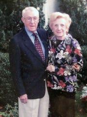 Joe and Geraldine Friedman