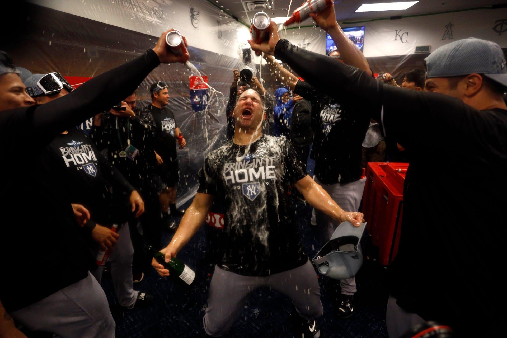 ALDS: New York Yankees beat Mi...