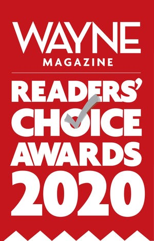 Wayne Magazine Readers' Choice Poll 2020 Logo