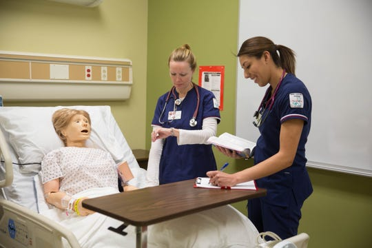 New Mexico State University Carlsbad's nursing program jumped from fifth to third in the registerednursing.com latest ranking.