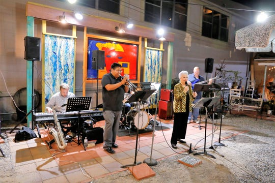 The San Juan Jazz Society will perform at Celebrate the Arts, a fundraising event for the performing arts programs at San Juan College, this weekend at the Artifacts Gallery in downtown Farmington.