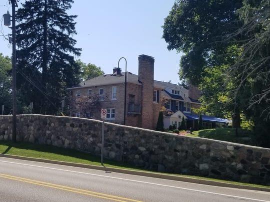 The Longacre House.