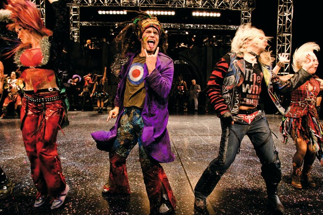 """The rock 'n' roll musical """"We Will Rock You"""" will be playing at Fantasy Springs Resort Casino on Oct. 12, 2019."""