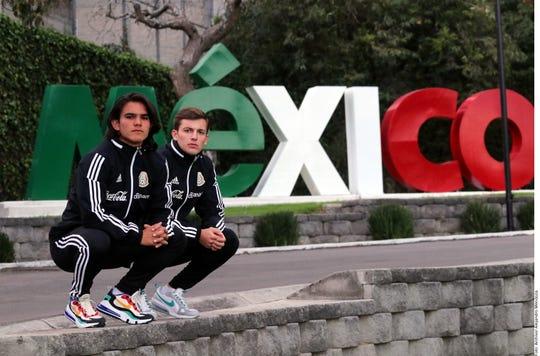 Desde el Premundial hasta el Torneo 4 Naciones, la Selección Mexicana Sub 17 se ha coronado y hoy vuela ya rumbo a Buenos Aires, última escala antes del Mundial de Brasil.