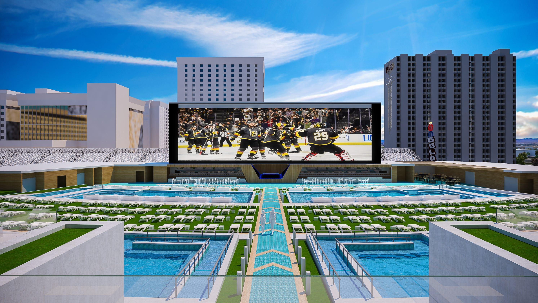 best casino pools vegas