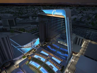 Slated for a 2020 opening in downtown Las Vegas, Circa will feature 777 rooms and suites.