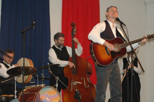 The Trail Band plays at the American Roots Music Festival in 2006. The festival is being brought back Nov. 2, a decade after it last took place.